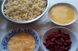 Příprava receptu Zapékaná těstovina za pár kaček, krok 1