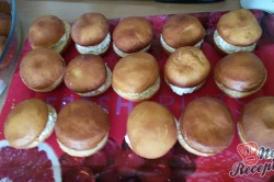 Příprava receptu Domácí koblihy s tvarohovým překvapením, krok 15