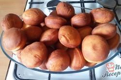 Příprava receptu Domácí koblihy s tvarohovým překvapením, krok 11
