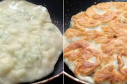 Příprava receptu Pastýřské plněné placky - jídlo chudých, krok 4