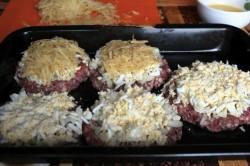 Příprava receptu Vynikající oběd s mletým masem z jednoho pekáče pro ,,líné,, hospodyňky, krok 3
