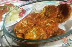 Příprava receptu Sýrové smaženky - FOTOPOSTUP, krok 8