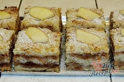 Příprava receptu Sypaná hrnková buchta s jablky, krok 10