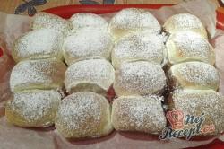 Příprava receptu Famózní domácí buchty s džemem nebo nutellou, krok 5