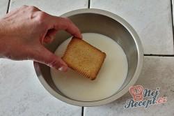 Příprava receptu Pěnová nepečená rychlovka za 10 minut, krok 2