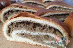 Příprava receptu Fantastické makové a ořechové záviny, krok 9