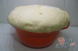 Příprava receptu Buchty na páře posypané grankem, krok 1