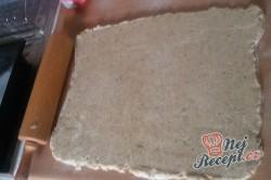 Příprava receptu Ořechově - tvarohový koláček našich babiček, krok 3