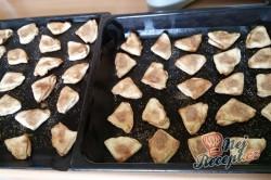Příprava receptu Fantastické tvarohové vějířky se skořicovým cukrem, krok 1