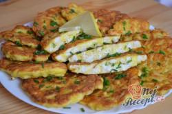 Příprava receptu Střapaté francouzské kuřecí řízky, krok 6