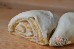 Příprava receptu Turecké koláče se skořicí a ořechy, krok 9