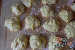Příprava receptu Tvarohové buchty - jemné jako pavučinka, krok 3