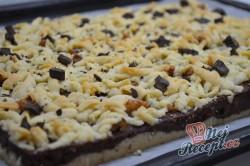 Příprava receptu Čokoládový koláč MRAVENIŠTĚ, krok 13