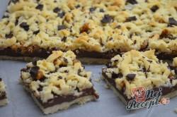 Příprava receptu Čokoládový koláč MRAVENIŠTĚ, krok 14