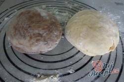 Příprava receptu Extra jemné, lahodné croissanty s čokoládou, krok 2