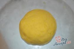 Příprava receptu Jablečný koláč se sněhovou peřinkou, krok 2