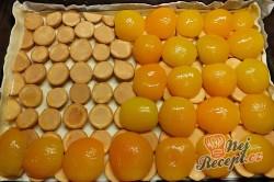 Příprava receptu Pudinková lahůdka s lístkovým těstem a piškoty, krok 1