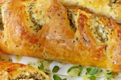 Příprava receptu Křupavé česnekové bagety, krok 3