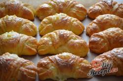 Příprava receptu Sýrové croissanty, krok 13