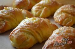 Příprava receptu Sýrové croissanty, krok 14