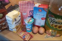 Příprava receptu Perník ze zakysané smetany, krok 1