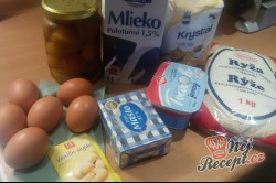 Příprava receptu Rýžový nákyp s meruňkami a tvarohem, krok 1