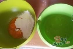 Příprava receptu Litý perník s citronovou polevou, krok 2