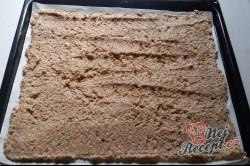 Příprava receptu Nesmrtelný ořechový krémeš z Maďarska, krok 9