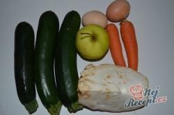 Příprava receptu Falešný bramborový salát, krok 1