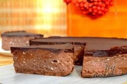 Bezkonkurenční recept na vynikající nepečený cheesecake, který připravíte za pár minut., krok 9