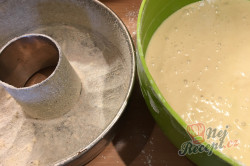 Příprava receptu Tiramisu bábovka, krok 4