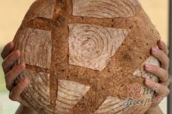 Příprava receptu Kváskový špaldový chléb, krok 3