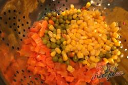 Příprava receptu Rizoto s vepřovým masem, krok 3