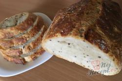 Příprava receptu Zázračný chlebíček bez hnětení, krok 11