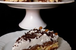 Příprava receptu Fenomenální dort Kinder Bueno, krok 1