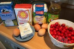 Příprava receptu Maďarský tvarohový koláč s třešněmi, krok 1