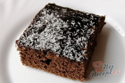 Příprava receptu Fantastický koláč z hrnku HOP DO TROUBY, krok 2