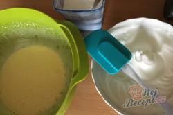 Příprava receptu Prudce návykový salko koláč dvou barev - fotopostup, krok 5