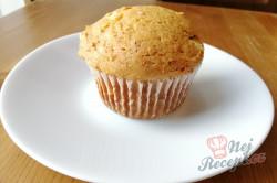 Příprava receptu Výborná rychlovka z hrnečku - tvarohové muffiny s povidly, krok 2