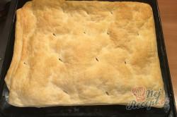 Příprava receptu Falešný francouzský krémeš z listového těsta, krok 1