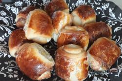 Příprava receptu Tvarohové a ořechové mini záviny měkoučké i druhý den, krok 5
