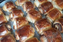Příprava receptu Tvarohové a ořechové mini záviny měkoučké i druhý den, krok 4