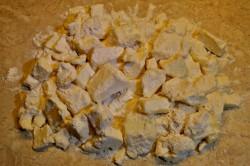 Příprava receptu Rychlé domácí listové těsto, krok 1