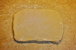 Příprava receptu Rychlé domácí listové těsto, krok 3