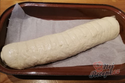 Příprava receptu Francouzská křupavá bageta, krok 2