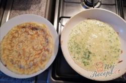 Příprava receptu Bleskové a jednoduché plněné rolky - vynikající pohoštění pro návštěvu, krok 4