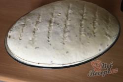 Příprava receptu Bramborový chlebíček i pro úplné začátečníky - starodávné těsto bez práce., krok 7