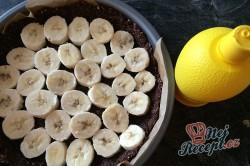 Příprava receptu FITNESS kokosový dort s banány - FOTOPOSTUP, krok 9
