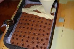 Příprava receptu Hezké pudinkové hradby, krok 3