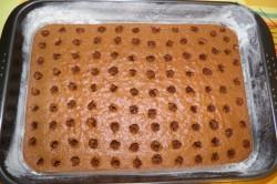 Příprava receptu Hezké pudinkové hradby, krok 2